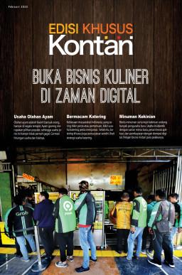 Kontan Komplet Harian+Tabloid+Edisi Khusus